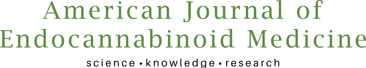 American Journal Endocannabinoid Medicine Logo